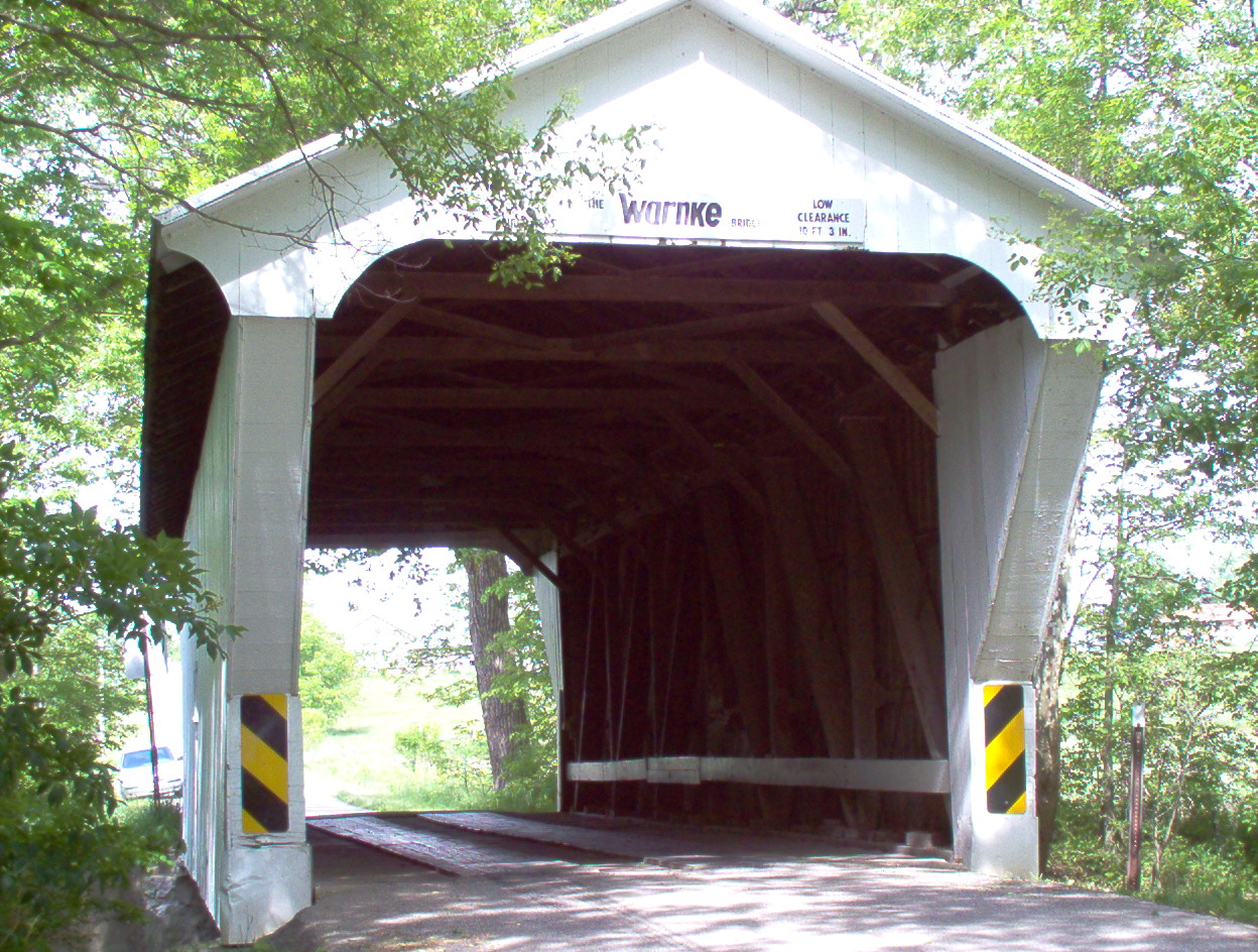 WARNKE COVERED BRIDGE